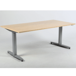 Hæve sænkebord med alustel